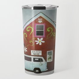Order Here Travel Mug