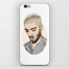 Flower Z iPhone Skin