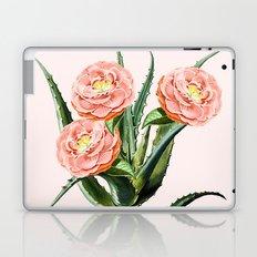 Blush Cactus || #society6 #decor #buyart Laptop & iPad Skin
