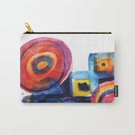 Color composition Carry-All Pouch