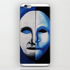 The Moon Man iPhone & iPod Skin