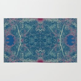 The Red Queen Rug