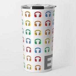 ETC Kid Sub Badge Rainbow Travel Mug