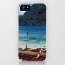 Serenity (El Nido, Palawan) iPhone Case