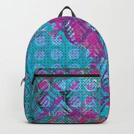 Colors + Shapes III Backpack