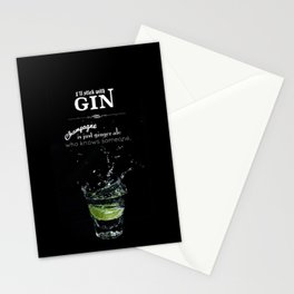 GIN Stationery Cards