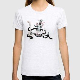 Coffin Balalaika Time! T-shirt