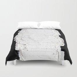 Black, White & White Duvet Cover