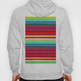 Rainbow Colors Hoody