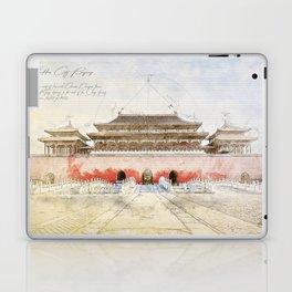 The forbidden City, Beijing Laptop & iPad Skin