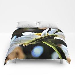 Flower No 4 Comforters