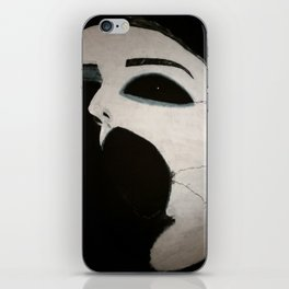 Swallow Your Soul iPhone Skin