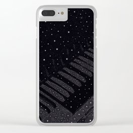 Constellorgan Clear iPhone Case