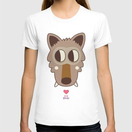 Tender wolf T-shirt