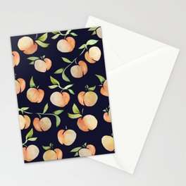 Peachy Peaches Stationery Cards