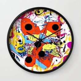 Challenges of LIFE            by Kay Lipton Wall Clock