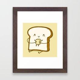 Bread & Butter Framed Art Print