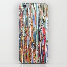 STRIPES 32 iPhone & iPod Skin