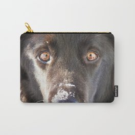 Dog Close-up Carry-All Pouch