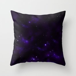 Space: Nenkaakso Front (Variant) Throw Pillow
