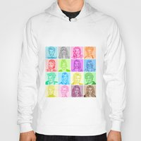 glee Hoodies featuring Glee by ONEX8