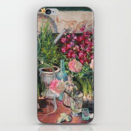 Crowded Kindnesses iPhone Skin
