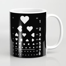 Can you see the love? Mug