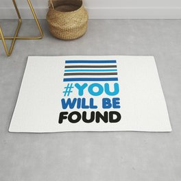 YOU WILL BE FOUND - EVAN HANSEN Rug