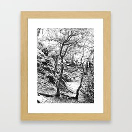 Breizh 1 Framed Art Print