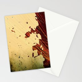 Rusty Stan Stationery Cards
