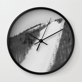 Ovation - the steepest trail in the East Wall Clock