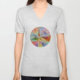 Intersections Unisex V-Neck
