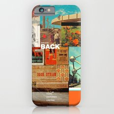 Welcome Back iPhone 6s Slim Case
