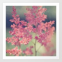coral Art Prints featuring Coral by Sandra Arduini