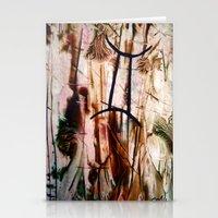 gemini Stationery Cards featuring Gemini  by ART de Luna