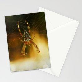 Crusader Garden Art Stationery Cards