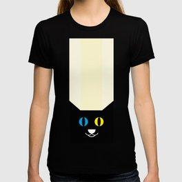 Black cat #society6 #decor #buyart #artprint T-shirt