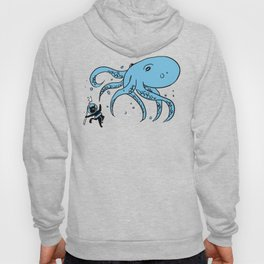 Deep Sea Battle Hoody
