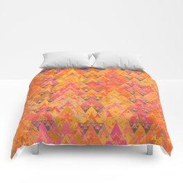 Recursive Triangles Warm Comforters