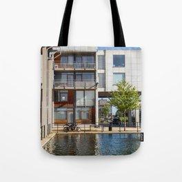 Good morning Malmo Tote Bag