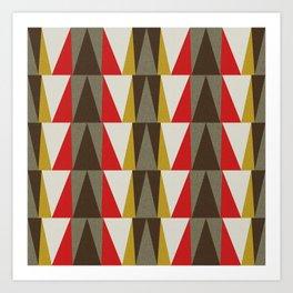 MCM Bitossi Angle Art Print