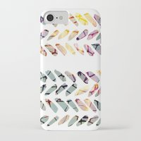 the strokes iPhone & iPod Cases featuring others strokes by clemm