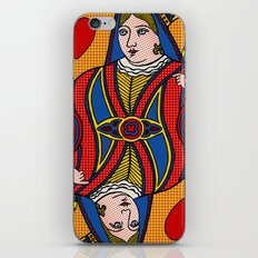 Queen of Pop iPhone & iPod Skin