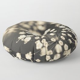 Summer Lace Floor Pillow