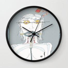 Migraines Wall Clock