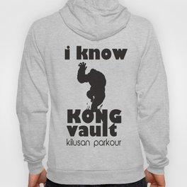 Kong Vault (black) Hoody