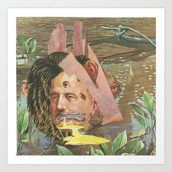 Colin Art Print