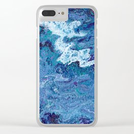 Rinse Clear iPhone Case