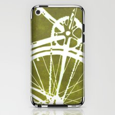 Olive Bike iPhone & iPod Skin