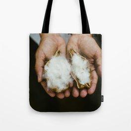 Wild Cotton Tote Bag